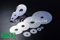 High Quality Tungsten Carbide Disc Cutter/Carbide Disc Blank /Carbide Saw Blade For PCB Cutting