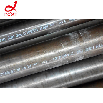 ASTM A335 P1 seamless alloy steel pipe for mechanical list