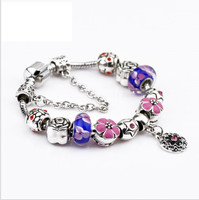 zm21903a fashion beads bracelets for women foreign trade women bracelets charms
