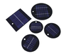 Customized 5V 1.5 Watts PET laminated solar panel for led lights
