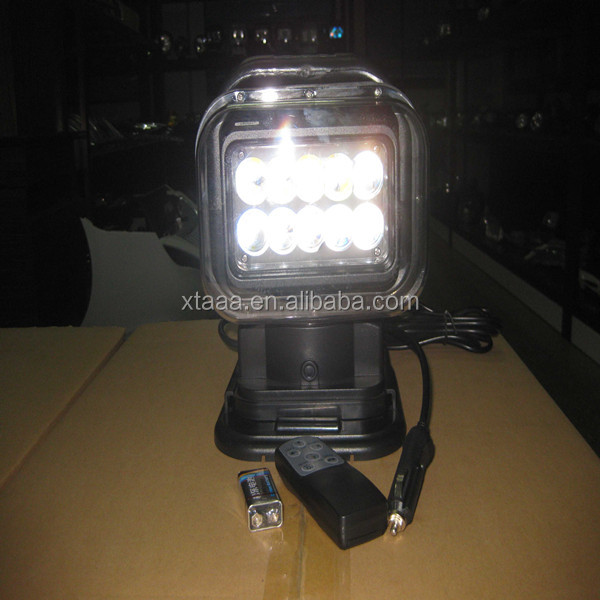 Blue LED Work Light Remote Control With 11 Years Gold Supplier In Alibaba (XT2009C)