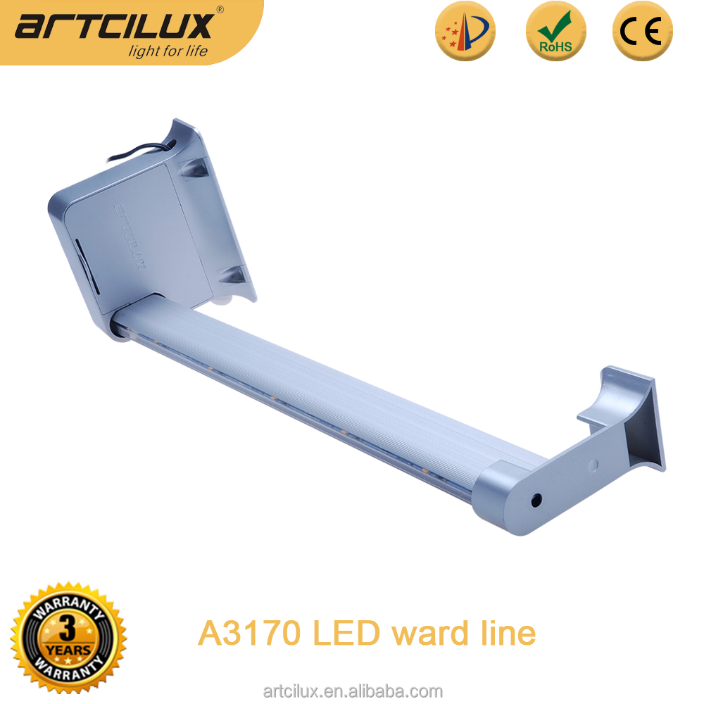 High quality led wardrobe light, Customized size led closet rods for cabinet clothing