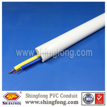 Full Size Plastic Bell End PVC Pipe Conduit