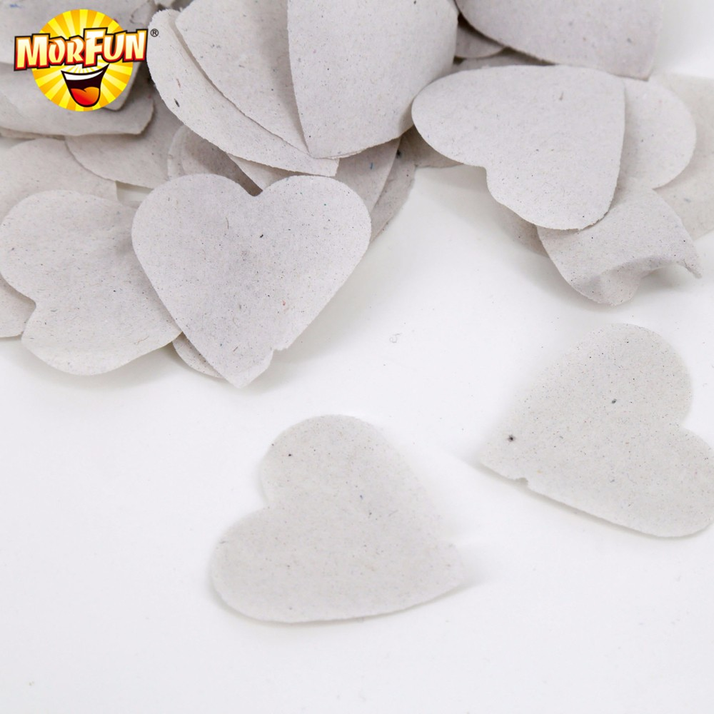 Italy Best Selling tangled party supplies party popper gun machine white biodegradable confetti
