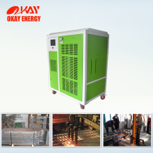 high efficiency hydrogen oxygen water electrolysis oxy hydrogen generator for sale