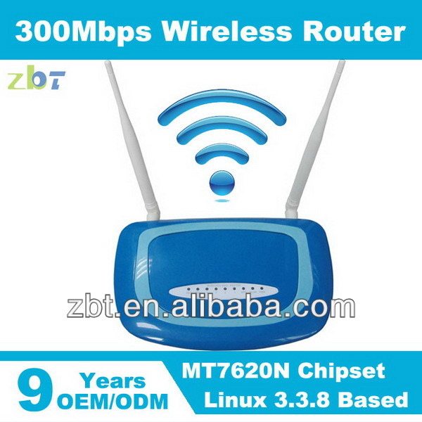 300Mbps Wireless Router OpenWRT