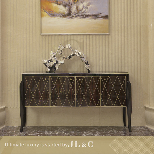 Luxury Sideboard Cabinet Console Table Luxury Classic Furniture-RSL01 Console Cabinet- JL&C Luxury Home Furniture