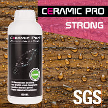 Ceramic Pro Strong - Wood protection nano-ceramic coating