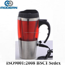 DC12V new style high quality car water heater cups