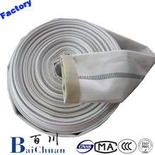 8 bar copy rubber lining 2.5 inches canvas fire fighting hose pipe