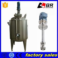 agitator slurry tank, stainless steel mixing tank, liquid shampoo and detergent making machine