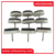 DIA30MM round table chair roofing felt nails floor protector