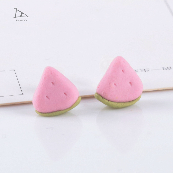 Handmade hot sale cute pretty wholesale fashion earrings women