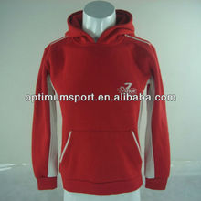 Custom mens hoodies sweatshirts with embroidered logo