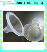 BPA FREE cheap plastic funnel with food-grade PP material in lab