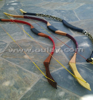 2015 new style &custom hunting recurve bows