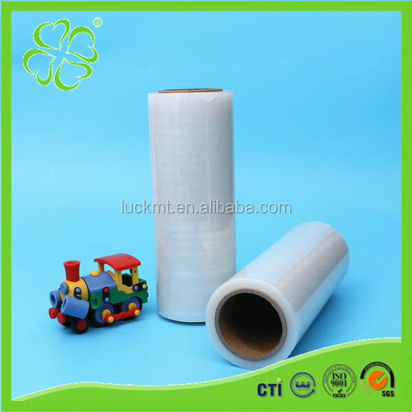 Soft Hardness Industrial Use PE Package Plastic Stretch Film