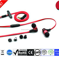 Noise Cancelling Earphone With Microphone