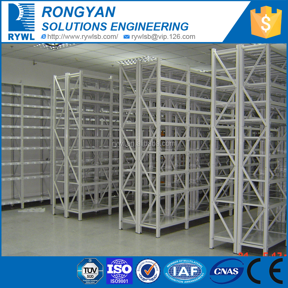 warehouse pallet rack system/ iron shelves adjustable shelving china supplier