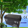 AGM/GEL lead acid SGS 12v 100ah Solar system deep cycle battery review