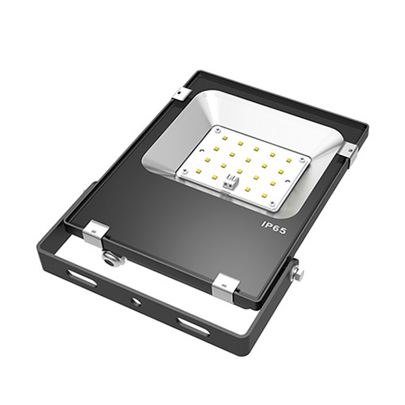 High quality good price led floodlight 100 w adjustable slim led flood light