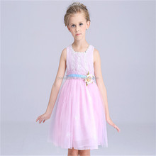New design baby cotton frocks designs children clothes flowers girls dress picture