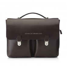 Flap cover design PVC bag for laptop