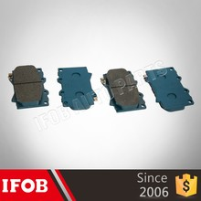 factorty Supplier Ifob Car Part Supplier Chassis Parts Front Break Pads For Toyota HILUX FORTUNER Prado KUN25 2KDFTV 04465-0K020
