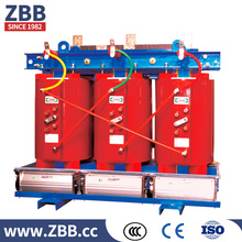 SCB13 Three-phase Dry-type Epoxy Resin Cast Distribution Transformer