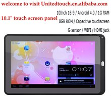 10inch multi touch dual core 3G 2G tablet HDMI android tablet