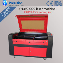 Easy operate 1390 laser mat board cutting machine