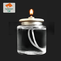 12 hrs oil paraffin decorative candle lamps