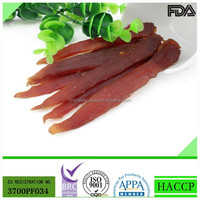 Dried Duck Strip Dry Jerky Dog Treats