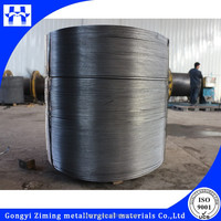 pure calcium silicon calcium silicide cored wire
