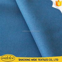 Polyester Viscose T/R woven plain suiting fabric