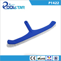 18'' Standard Wall Brush P1422 Swimming pool equipment,curved wall brush,EZ clip brush
