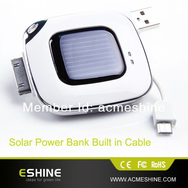 ESC-01 OUTSIDE CAMPING EMERGENCY SOLAR CHARGER POWER FOR MOBILEPHONE MP3