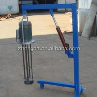 Moveable High Speed Shear Emulsion Equipment