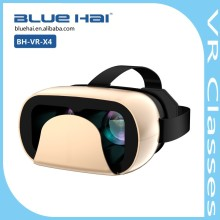 2016 VR Box 3D Glasses, Adjustable VR Box 2.0 with 3D VR Glasses Headset for Android iOS Cell Phone