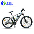 new model carbon fiber frame 26 inch mountain electric bicycle