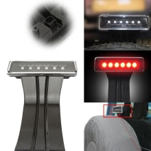 For Jeep wrangler brake light, led strip tail brake stop light