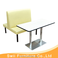 wooden restaurant furniture restaurant booth sofa free shipping