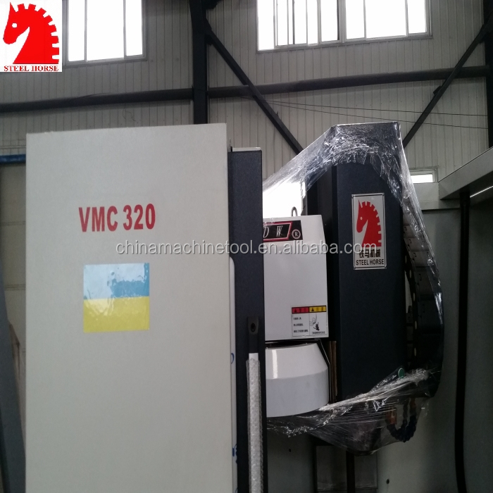 High Quality Vmc320 Used Cnc Vertical Machining Center