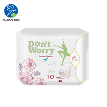 Disposable Hygiene Products Ultra Thin Anion Sanitary Napkins Cotton Sanitary Towels Best Price for Sanitary Napkin
