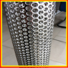 China Factory Supply Best Quality Perforated Metel Mesh / Perforated Mesh Acoustic Panels / Metal Wire Mesh Exterior Facade