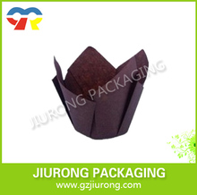 disposable muffin tulip paper cup 100% Food Grade Paper