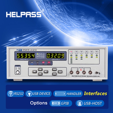 New Product HPS2817B High-frequency RLC Meter