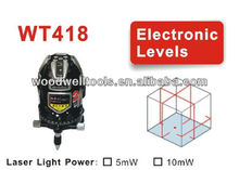 4V1H electronic laser level/ self-leveling line laser level