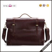 export products genuine leather bag man document bag