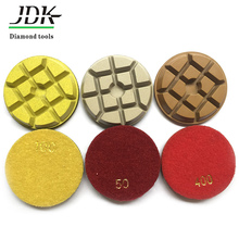 China manufacturer good quality concrete resin diamond floor polishing pads
